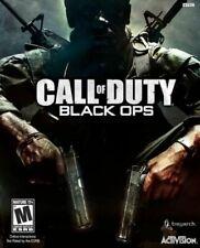 Call of Duty: Black Ops (Mac, 2012)