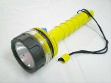 New TOSHIBA Underwater Light yellow K-138Y from Japan No Battery