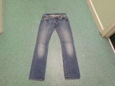 Jeans da donna blu sbiaditi Replay