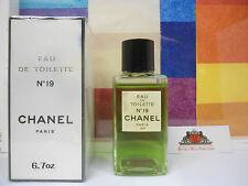 CHANEL N 19 EAU DE TOILETTE SPLASH 6.7 OZ NEW IN BOX FOR WOMEN