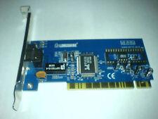 Netzwerkkarte NIC Longshine RTL8139D PCI 10/100 Mb OK *