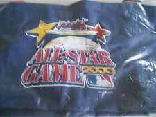 Collectible Atlanta Braves All Star Game 2000 Duffle Bag - Game Souvenir - NIP