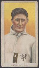 1909 1910 1911 T206 BASEBALL TOBACCO CARD HOOKS WILTSE SOVEREIGN 460