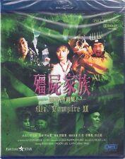 Mr Vampire 2 Blu Ray Lam Ching Ying Moon Lee Yuen Biao NEW Eng Sub