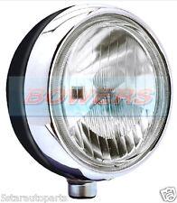 "NEW SIM STAINLESS STEEL CHROME 7"" CIBIE OSCAR H3 SPOT/DRIVING LAMP/LIGHT"