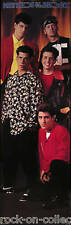 New Kids On The Block 1990 Step By Step Over Sized Door Original Promo Poster
