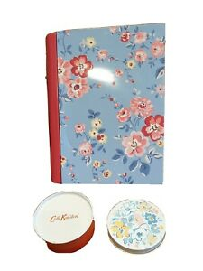 CATH KIDSTON Storage box Tins shabby chic please read small one faded