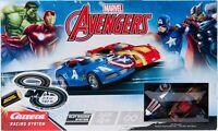 Marvel Avengers Carrera Fente Voiture Course Système Figure-8 Karting Piste