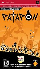 Patapon (2008, Greatest Hits Version) Brand New Factory Sealed USA Sony PSP DQK