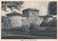 FORLI' - Rocca di Caterina Sforza 1940