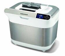 Morphy Richards 48324 Premium Plus Breadmaker With 80min Fastbake Program
