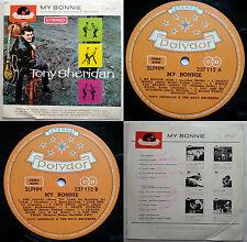 TONY SHERIDAN THE BEAT BROTHERS (BEATLES) MY BONNIE 1962 STEREO VENEZUELA PRESS!