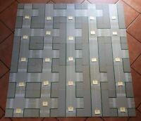 5 Lego Strassenplatten freie Auswahl Grundplatte Bauplatte Grau Street 5von25