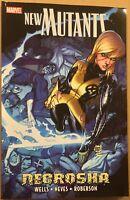 New Mutants - Vol. 2 Necrosha - VF/NM - tpb - Wells - Neves - Marvel