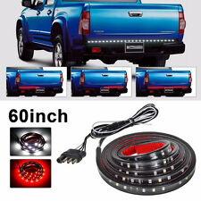"60"" 5-Function LED Strip Rear Tailgate Bar Reverse Brake Signal Light Truck SUV"