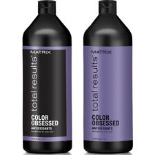 MATRIX  Total Results  Color Obsessed Shampoo And  Conditioner  1000ml