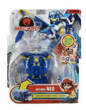Mecard Neo Jumbo Transforming Robot to Toy Truck