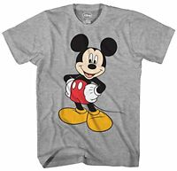 Mickey Mouse Disneyland Tee Funny Adult Mens Graphic T-shirt Tee Apparel