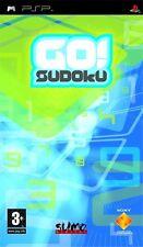 Go! Sudoku SONY PSP IT IMPORT SONY COMPUTER ENTERTAINMENT