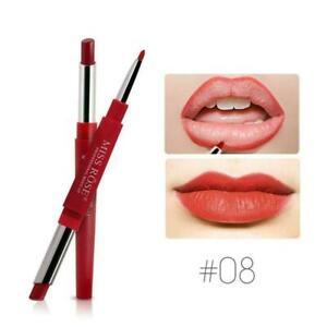 2 In 1 Double End Lipstick And Lip liner  FREE SHIPPING WORLD WIDE