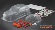 1/10 Porsche Cayenne RC Car Lexan PC Clear Body Shell
