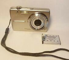 Olympus FE FE-230 7.1MP Digital Camera - Silver W/ Battery Tested