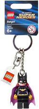 LEGO - BATGIRL MINIFIGURE KEY CHAIN/RING MINI FIGURE KEYRING/KEYCHAIN BATMAN