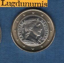 Lettonie 2014 1 Euro SUP SPL Pièce neuve de rouleau - Lativia