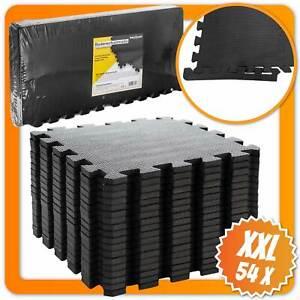 Bodenschutzmatten Set Unterlegmatten Bodenschutz Schutzmatten Puzzlematte