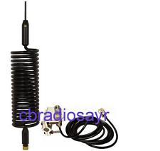 Radio CB Antenne Kit - 2 voies Miroir Kit De Montage and Petit Ressort Aérienne