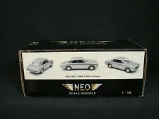 NEO Scale Models NEO 18012 BMW 3200 CS Bertone 1/18 Diecast Limited 173 of 250