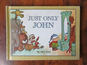 """""""Just One John"""" Children's Book by Jack Kent"""