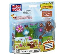 Moshling Garden Playset Moshi Monsters Mega Bloks Building Bricks | 80617
