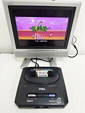 Sega Mega Drive 2 Console Working - Japan