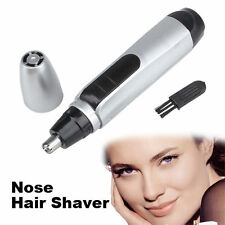 MINI ELECTRIC TRIMMER SHAVER CLIPPER CLEANER REMOVER FOR NOSE EAR FACE HAIR SC2