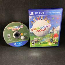 Everybody's Golf (Sony PlayStation 4 / PS4 ) Region Free