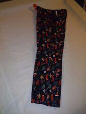Flannel Pajama Pants Old Navy 2XL,XL,L,M,S,Multi Color 100% cotton Elastic draws