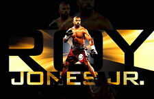 """04 Roy Jones Jr - American Professional Middleweight Boxer 22""""x14"""" Poster"""