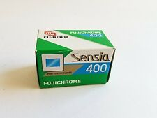 Fujichrome Sensia 400 35mm 36 exp. Expired Film (g25)