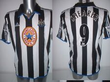 Newcastle United SHEARER Shirt Adidas Jersey Adult L Football Soccer England 99