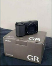 Ricoh GR III Digital Camera - Black