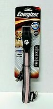 "PET COLLAR ENERGIZER LED Safety Lighted Size LG 20-24"" Pink USB Rechargeable"