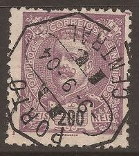 Portuguese Used Single Stamps