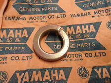 NOS OEM Yamaha Washer (N15) 1967-1986 YM2C DT1 RT1 DT250 YZ250 SS338 92901-18100