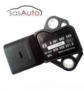 MAP Manifold Pressure Sensor 038 906 051 B for VW, Audi, Skoda, Seat