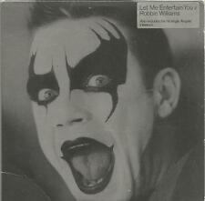 Robbie Williams - Let Me Entertain You  EU CD single