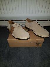 Dr Martens Smith G UA Hi Suede Milkshake Shoes Uk 9.5 EU 44 United Arrows Colab