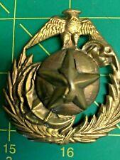 Vietnames Marine Corps, Beret EGA, Large size, Excellent Condition, 1960s vintag