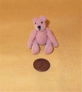 "MINIATURE 2"" JOINTED TEDDY BEAR"