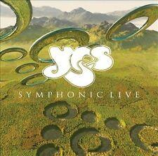 Symphonic Live by Yes (CD, Feb-2009, 2 Discs, Eagle Rock)